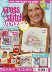 Cross Stitch Crazy №112 2008