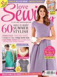 Love Sewing – Issue 30 2016