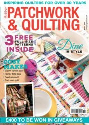 Patchwork and Quilting - October 2016