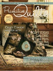 Primitive Quilts and Projects Magazine - Winter 2016