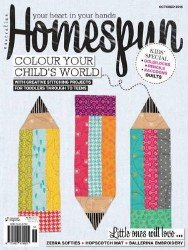 Australian Homespun №161 2016