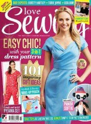 Love Sewing №32 2016