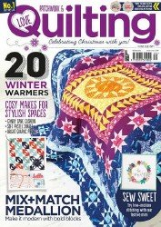 Love Patchwork & Quilting �40 2016