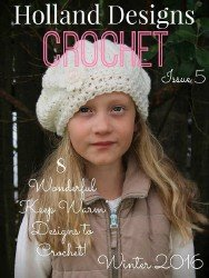 Holland Designs Crochet №5 Winter 2016