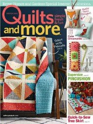 Quilts and More — Winter 2016
