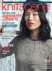 Knitscene, Winter 2016
