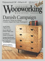 Popular Woodworking №228 2016