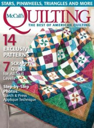 McCall's Quilting, September/October 2016