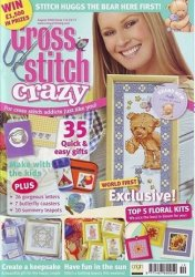 Cross Stitch Crazy №114 2008