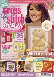 Cross Stitch Crazy №115 2008