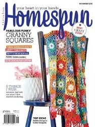 Australian Homespun  - November 2016