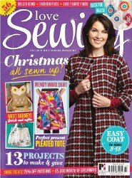 Love Sewing №33 2016