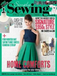 Simply Sewing №24 2016