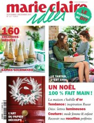 Marie Claire Idees №117, 2016
