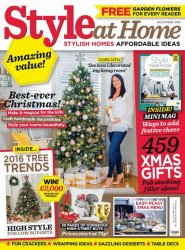 Style at Home UK - December 2016