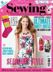 Simply Sewing № 23 2016