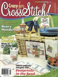Crazy for Cross Stitch №66, September 2001