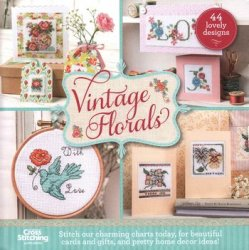 Vintage Florals (Free Gift from TWOCS №218), 2014