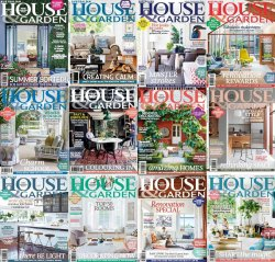 Australian House & Garden - Full Year Collection (2015)