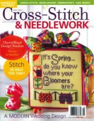 Cross Stitch & Needlework №5 2011