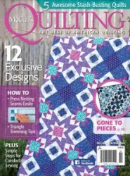 McCall's Quilting vol24 №1  2017