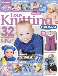 Love Knitting for Baby, December 2016