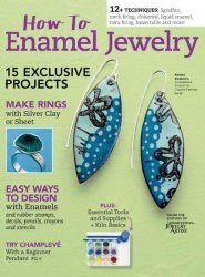 How to Enamel Jewelry, Winter 2017