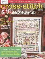 Cross-Stitch & Needlework, Winter 2016