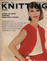 Vogue Knitting - Spring/Summer 1963