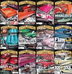 Lowrider - Full Year Collection (2016)