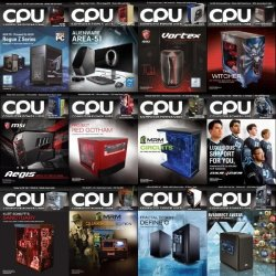 CPU. Computer Power User - Full Year Collection (2016)