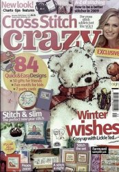 Cross Stitch Crazy №120 2009