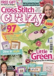 Cross Stitch Crazy №121 2009