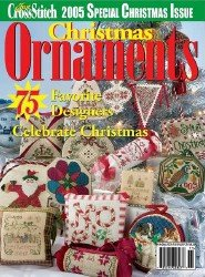 Just CrossStitch Special - Christmas Ornaments 2005