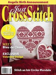 Just CrossStitch Vol.28 №1 2010