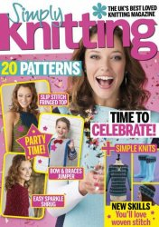 Simply Knitting №153, January 2017