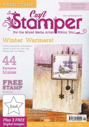Craft Stamper – January 2017
