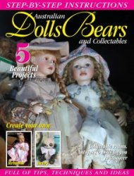 Dolls Bears & Collectables Vol23 №1 2017