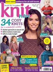Knit Now №68, 2016