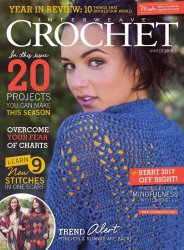 Interweave Crochet - Winter 2017