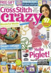 Cross Stitch Crazy №123 2009