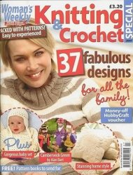 Womans Weekly Knitting & Crochet. Special 2007