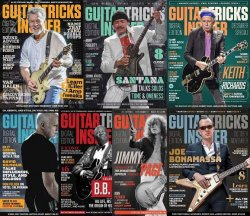 Guitar Tricks Insider - Full Year Collection (2016)