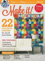 Modern Patchwork, Special Issue 2017 - Make It! Patchwork