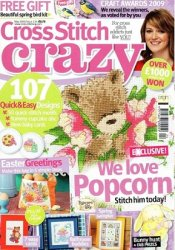Cross Stitch Crazy №124, 2009