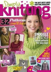 Simply Knitting - February 2017
