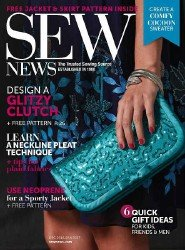 Sew News - December/January 2016/2017