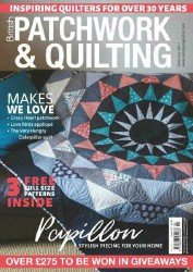 Patchwork & Quilting — February 2017