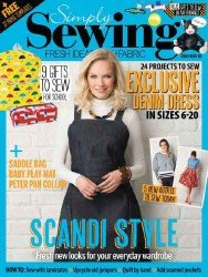 Simply Sewing №26 2017