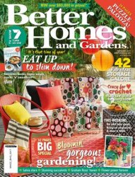 Better Homes and Gardens Vol.40 №2, 2017